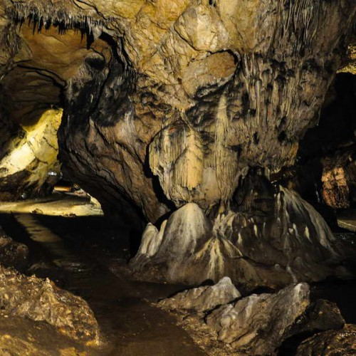 Lazar's cave