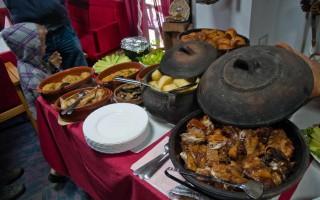 Tasteful cuisine of western Serbia
