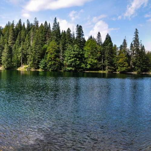 By the enchanting Zaboj lake
