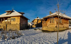 Vraneša ethno-village (fourth night of the tour)