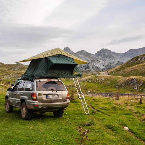Campspot by Smrdan well