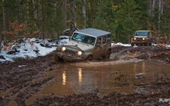 Tara mud challenges