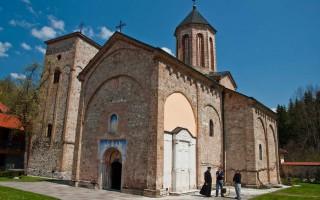 Church of the Rača monastery