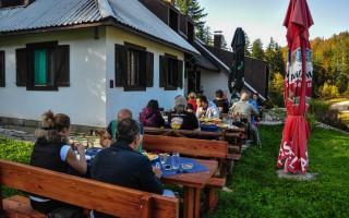 Lunch at Predov Krst