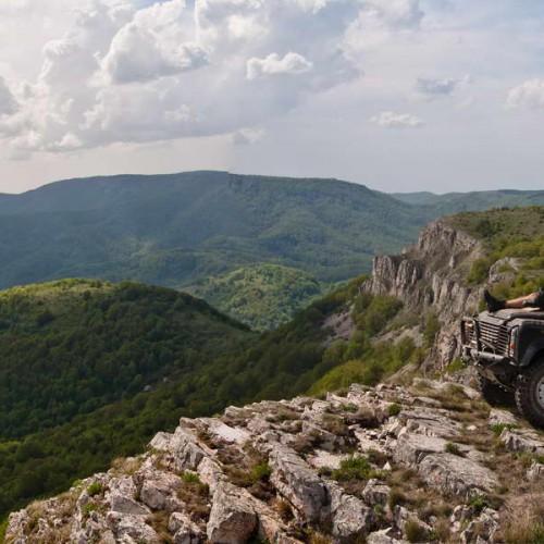 Straža peak