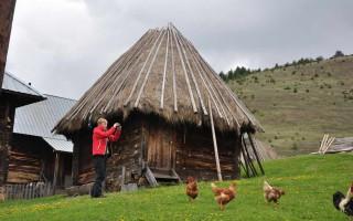Tičje Polje ethno-village