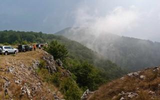 On Malinik ridge