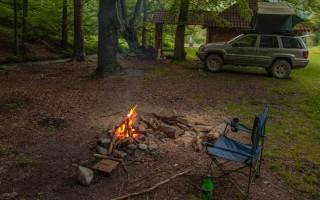 Vinatovača camping spot