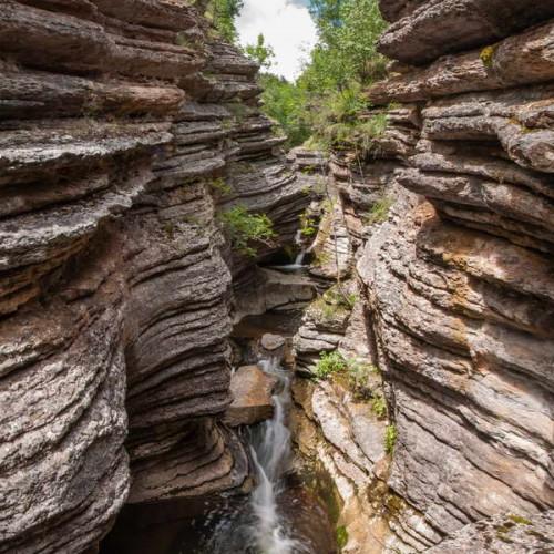 Rosomač canyon