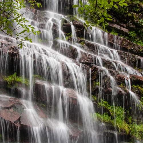 Tupavica waterfall