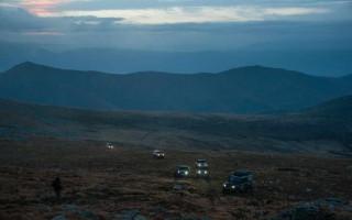 A dusk ascent to Pelister
