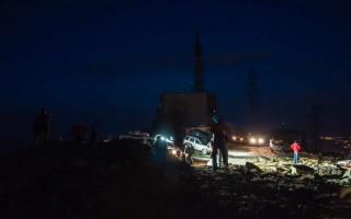 Night on Pelister peak