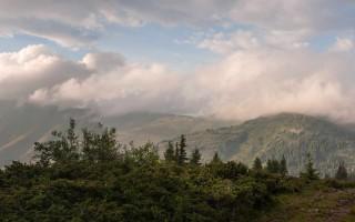 Main ridge of the Old mountain