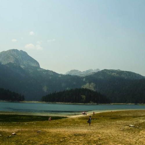 The Black lake near Žabljak