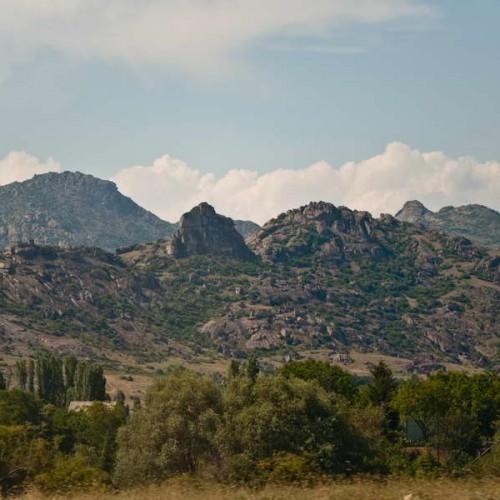 Mariovo mountains