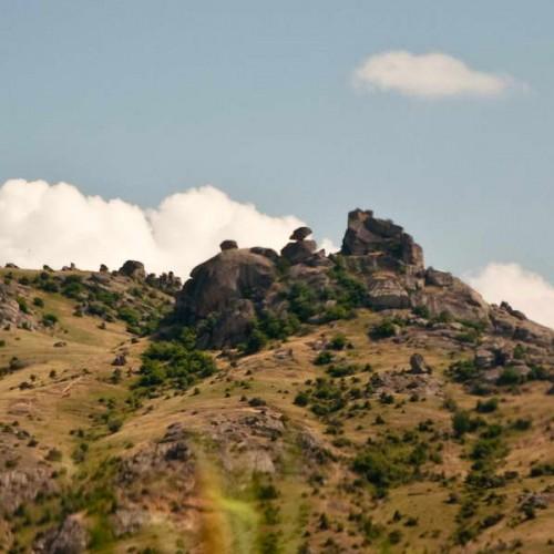 Strange rocks in Mariovo