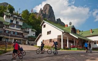 Under Babin Zub peak in the Old mountain