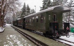Šargan scenic railway