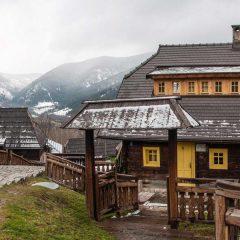 The Kustendorf ethno hotel