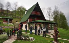Golijski konaci bungalows