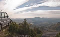 Near Bzovik on Golija