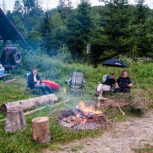 Great camping spots
