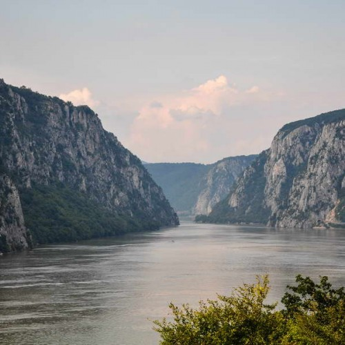 The Iron Gate gorge