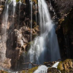The magnificent Sopotnica waterfalls