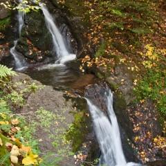 Izubra waterfalls