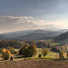 Golija scenery