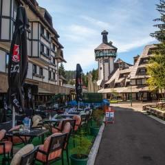 The cosy Kopaonik resort