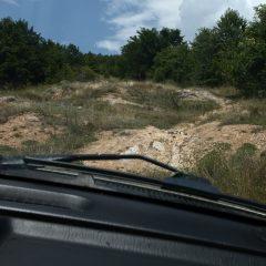 Some heavy Kopaonik terrain