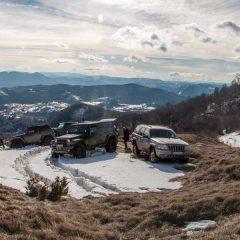 Over Čemerno mountain