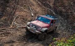 A muddy ascent to Tara