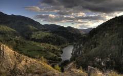 Spajića lake - one of the many magnificent lakes on Tara
