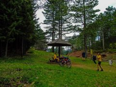 Western Serbia cycling tour
