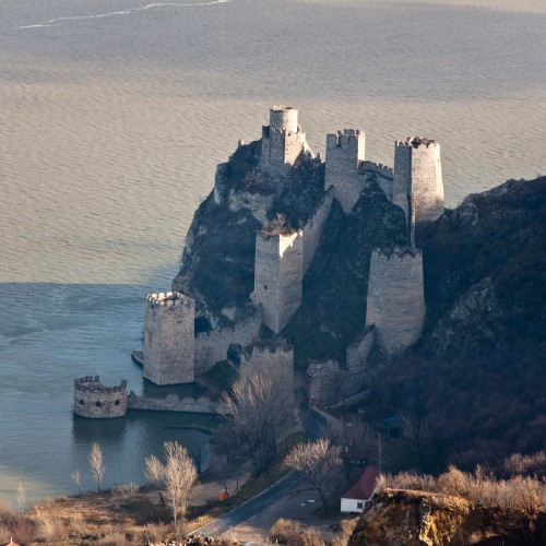 The Golubac fortress