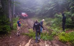 Some mud fun in Tara