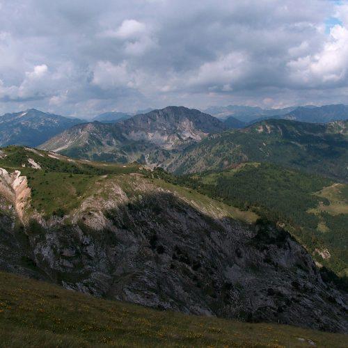 Montenegrian highlands