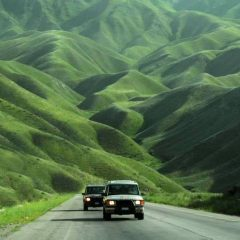 DRIVE THE SILK ROAD