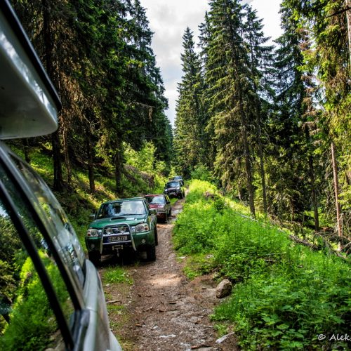 Overlanding Ancient Trails