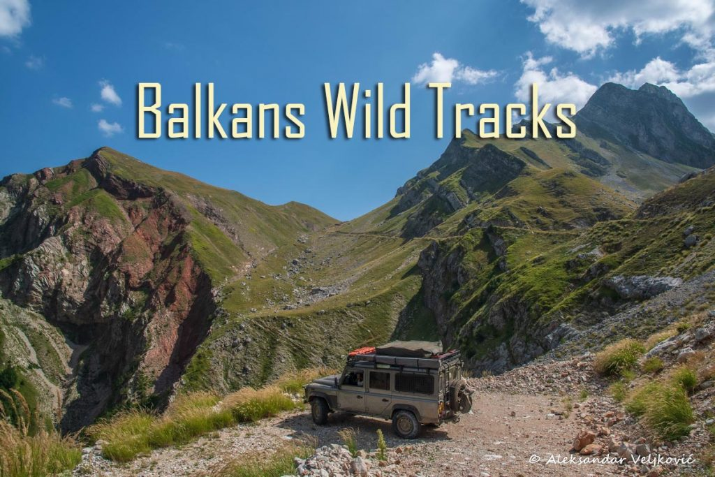 offroad tours / travel in Greece / Albania